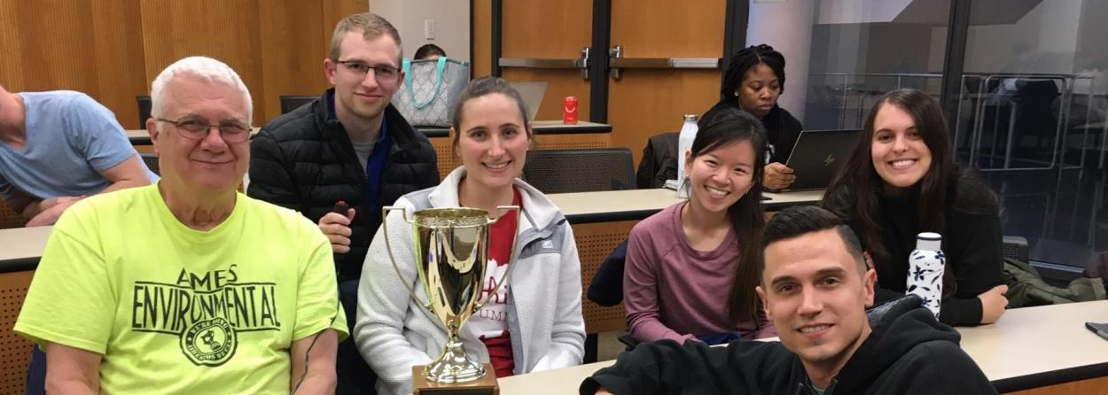 2020 OEH Jeopardy Champions